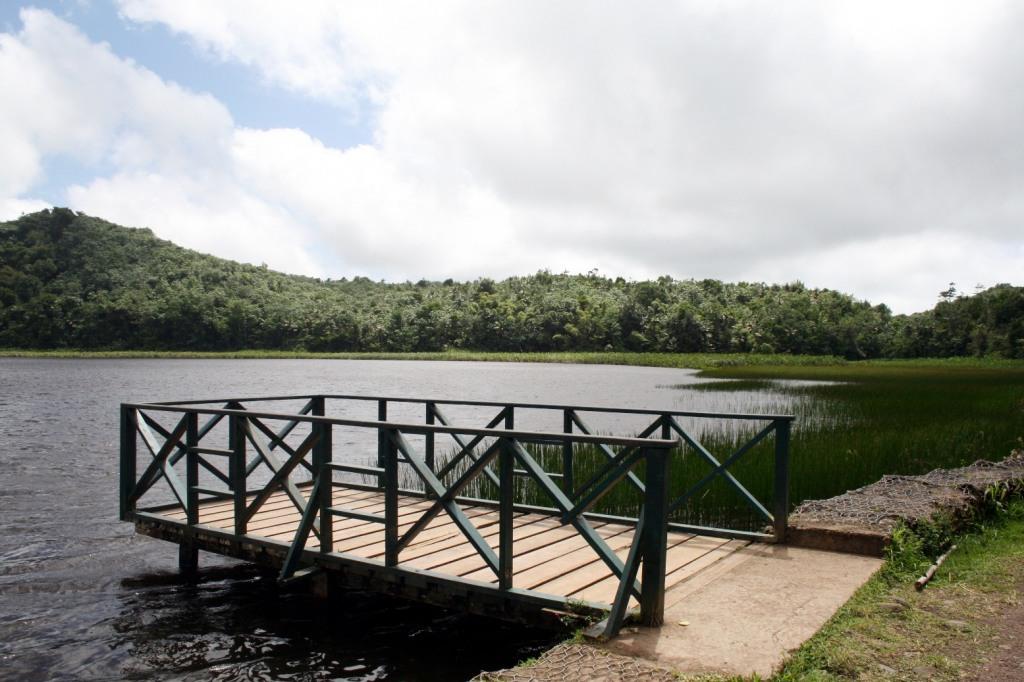 Grand Etang Lake