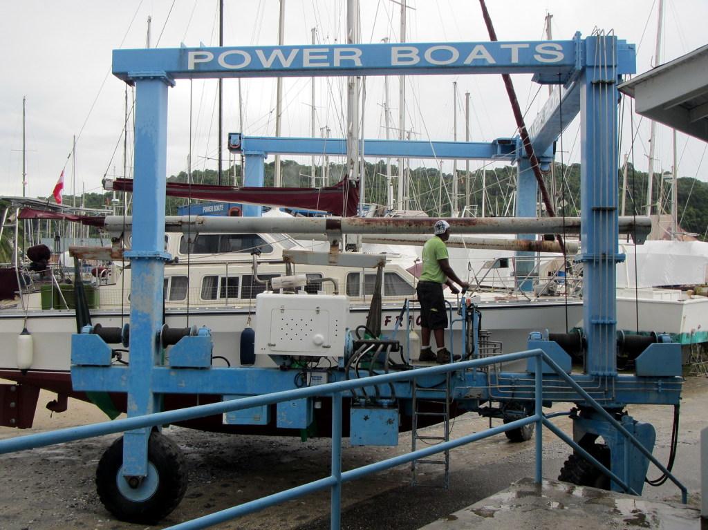 Bye-bye Power Boats