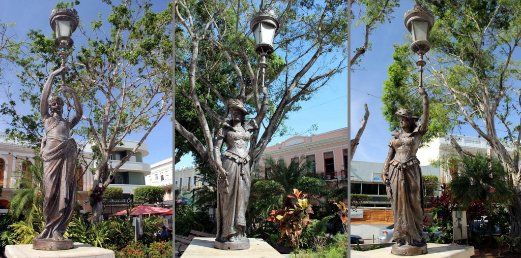 Statuen Mayagüez