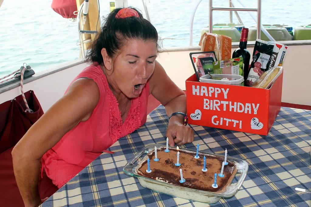 Gitti`s Geburtstag(3)